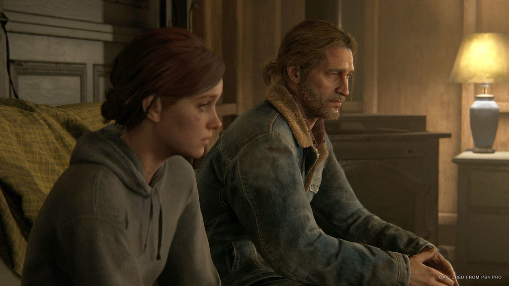The Last of Us Part II Final Scene Filming Concluded