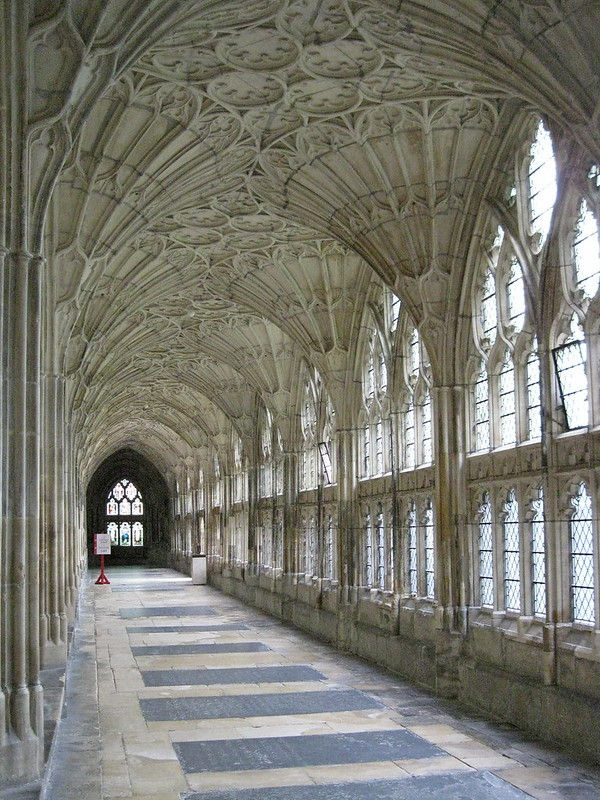 IMG_2933 Gloucester Cathedral Cloister