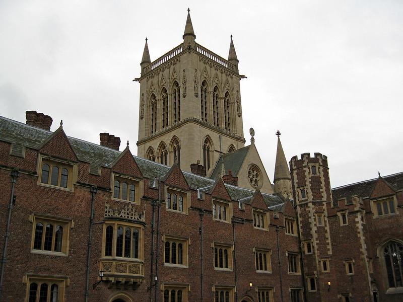 IMG_3553 Cambridge St. John's College