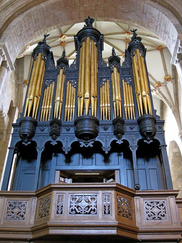 IMG_2986 Tewkesbury Abbey Milton Organ