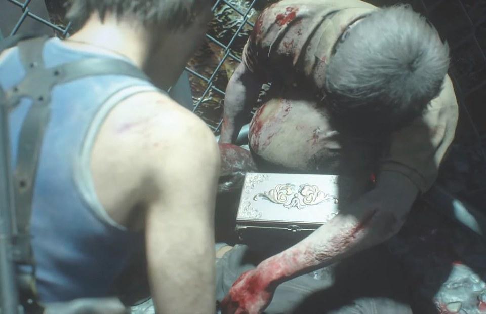 Resident Evil 3 Remake - Lockpick Kit