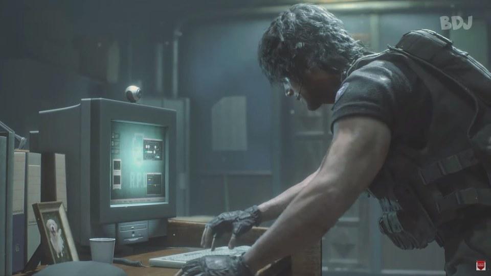 Resident Evil 3 Remake - STARS-Büro