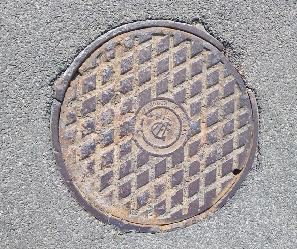 Redcar Manhole