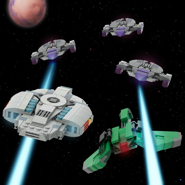 Gamma Quadrant Encounter