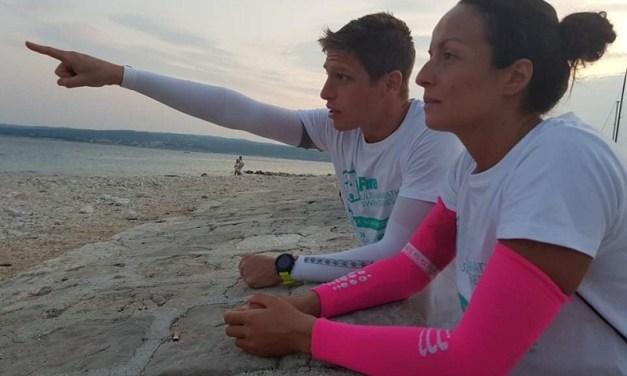 La nuotatrice di acque libere Alice Franco chiude la carriera agonistica