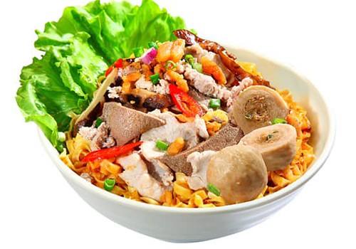 LoeDy TeoChew Minced Meat Noodle