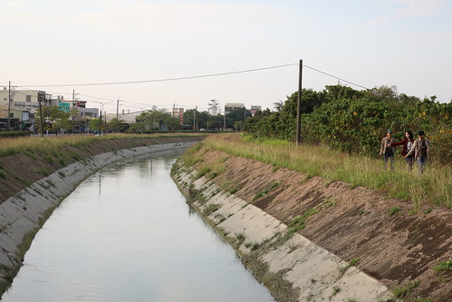 【散步水圳邊8】再走嘉南大圳南幹線官田2(15.7ys)