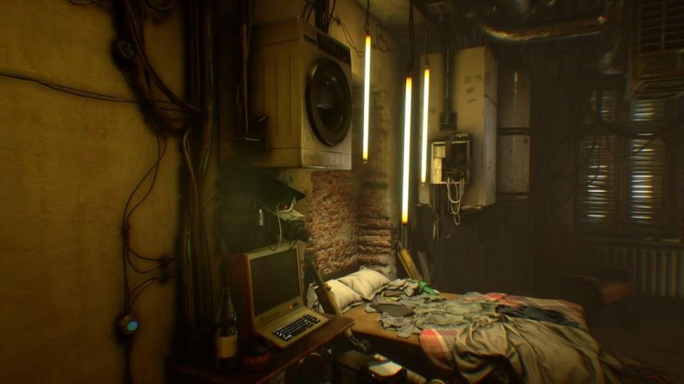 Observateur - Messy Room