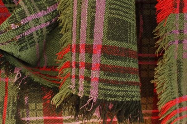 Trevor Carpenter PhotoChallenge 2020 Week 15: Textile - 1873 Wool Blanket