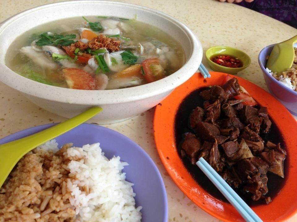 Ng Soon Kee Fish & Duck Porridge