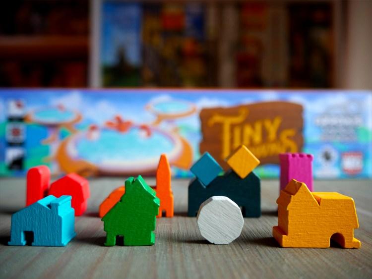 TINY TOWNS EDIFICIOS