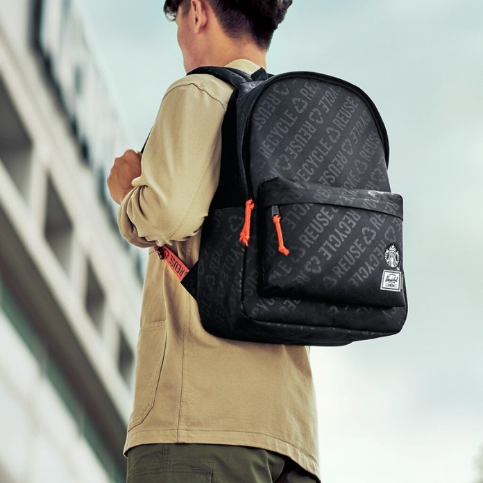 STARBUCKS® X Herschel Supply Co. Classic XL Backpack (2)