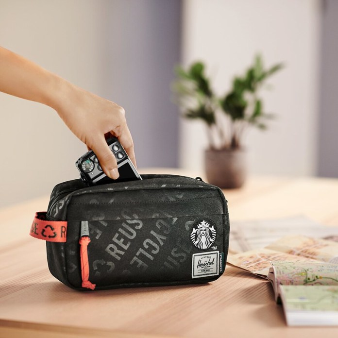 STARBUCKS® X Herschel Supply Co. Chapter Carry Bag (2)