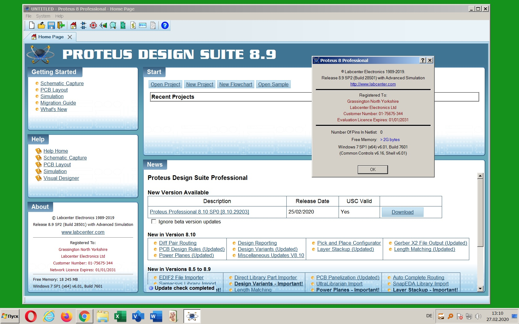 Download Proteus Professional 8 9 Sp2 Build 28501 Full License Forever Click To Download Full Softs Tips Ebook