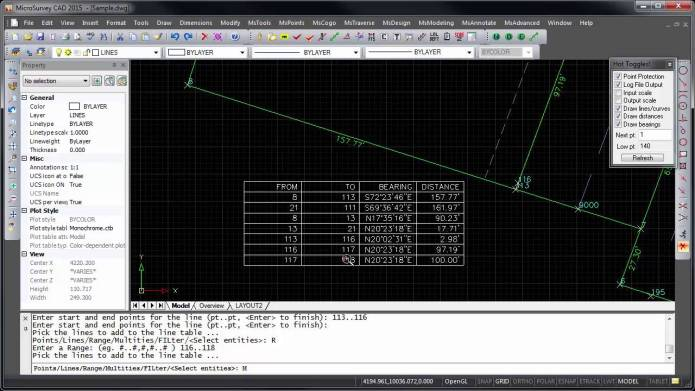 Working with MicroSurvey CAD 2015 v15.0.3.1574 full license