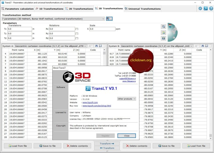 Working with CADware 3DSpace TransLT v3.1.0.6 full license