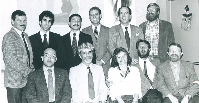 AIDS Assistance Fund Boardmembers, 1987
