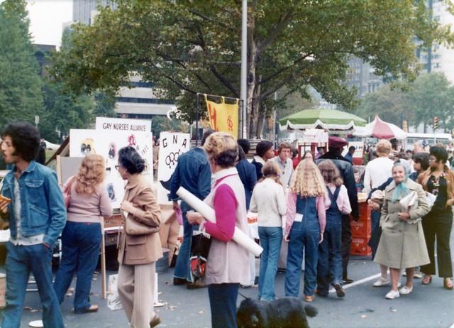 San Diego Gay Pride Day, 1977