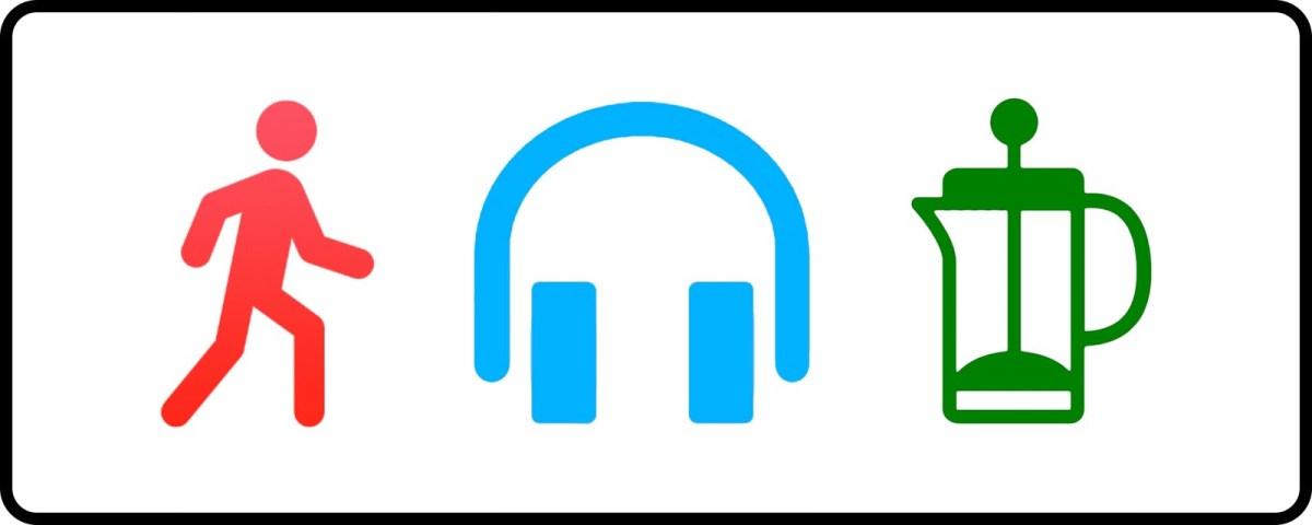 walk · listen · café: Online meetups on walking and sound art