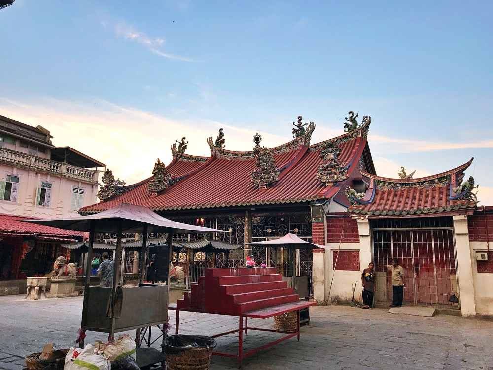 22 March 2020: Goddess of Mercy Temple