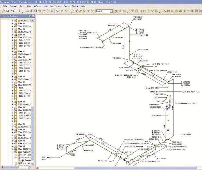 Working with Intergraph SmartPlant Spoolgen 2014 R1 full license