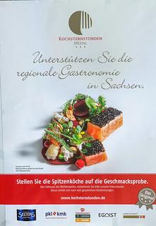 Plakat Kochsternstunden-Spezial