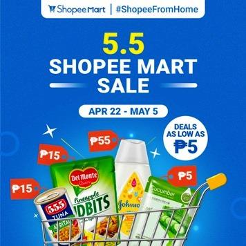 ShopeeMart Shopee 5.5