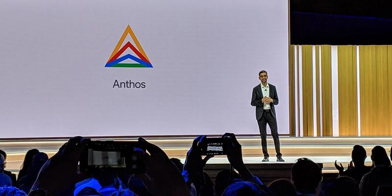 Google混合雲平台Anthos正式支援AWS
