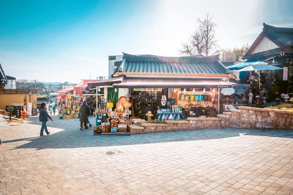Damyang Hanok Village