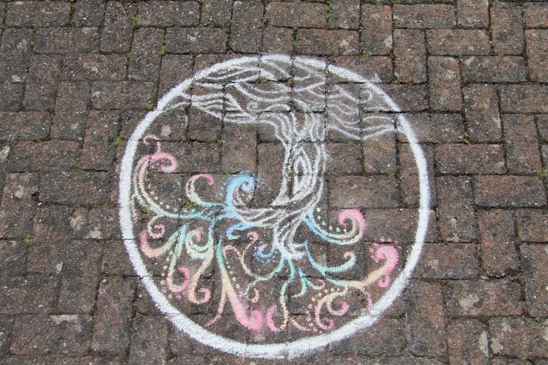 LockDown Driveway Art - 2