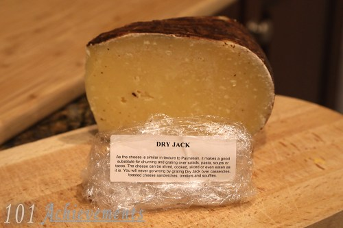 Cheese of the Month