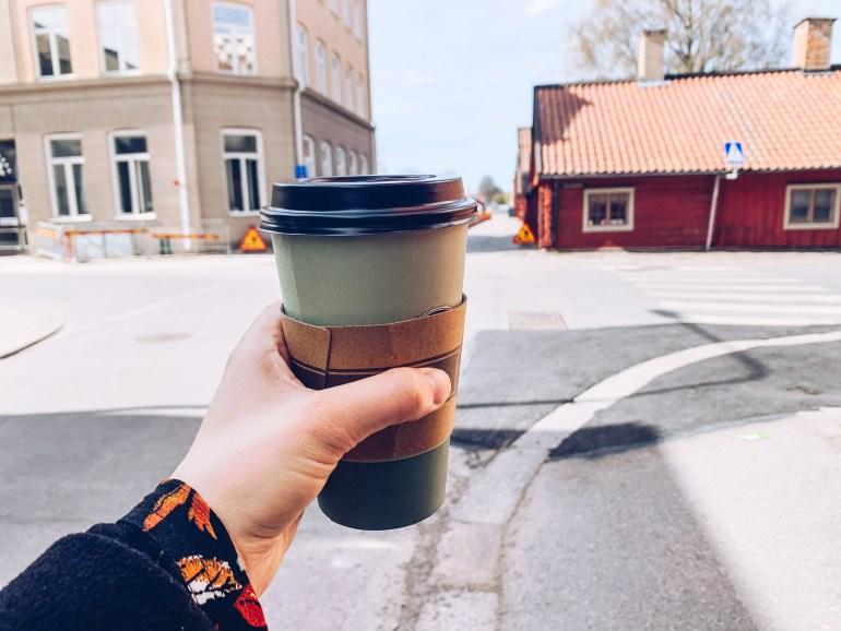 Take away kaffe - reaktionista.se