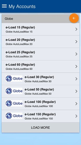 Metrobank Mobile App how to buy load