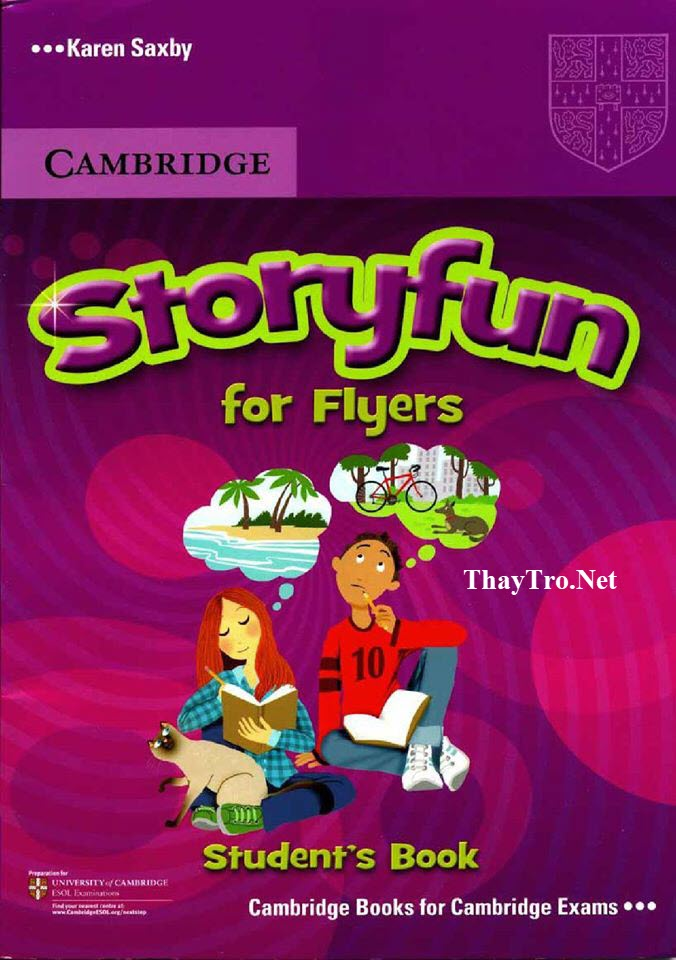 storyfun for flyers