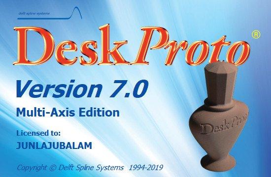 DeskProto 7.0 Revision 9275 full license