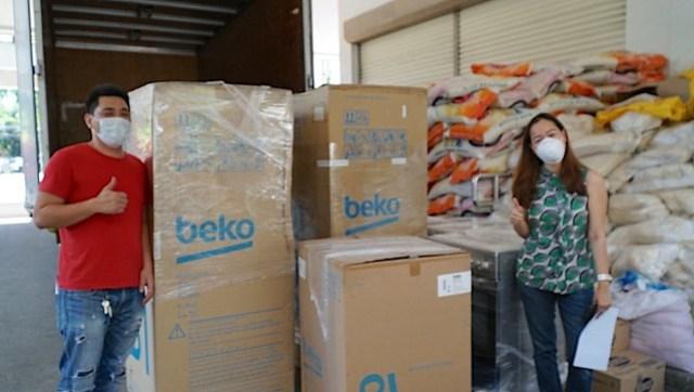 Beko Donation