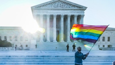 Thank you for publishing my photo, in Court decision on LGBTQ protections an overdue landmark, UC Berkeley scholars say | University of California