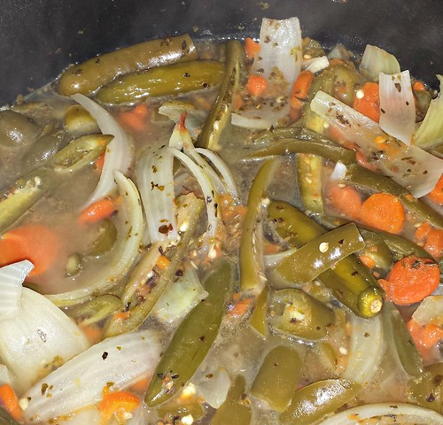 Pickled Serrano Peppers Recipe #MySillyLittleGang