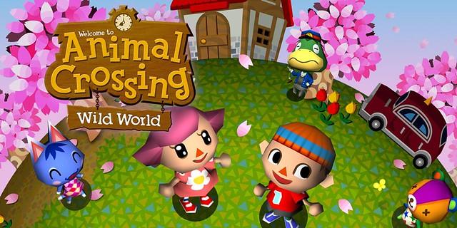 Animal Crossing Wild World MHC