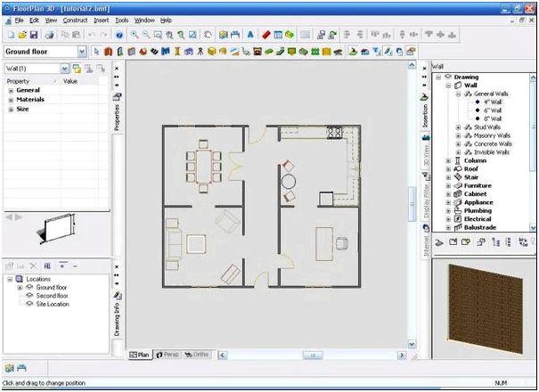 Design with FloorPlan 3D Design Suite 11.2.60 full license