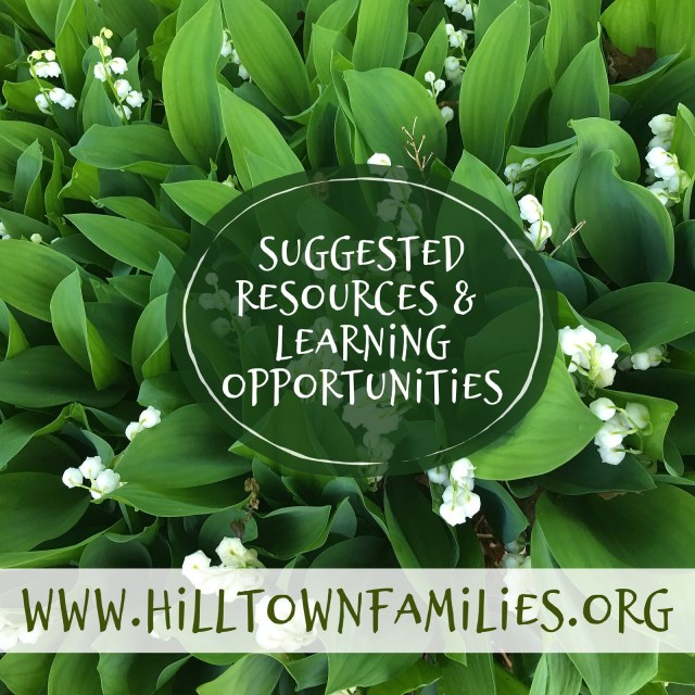 Over 100 smart things to do in western Massachusetts and online learning opportunities for mid-May for everyone in your family!