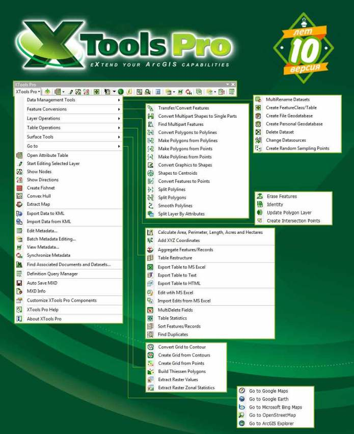 Working with Data East XTools Pro 9.2.1006 full license