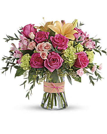 """Teleflora Shares """"A Mother's Love,"""" Celebrating the Other Unsung Heroes - Moms! #LoveOutLoud @Teleflora #MySillyLittleGang"""