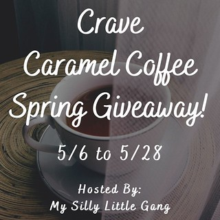 Crave Caramel Coffee Spring Giveaway #MySillyLittleGang