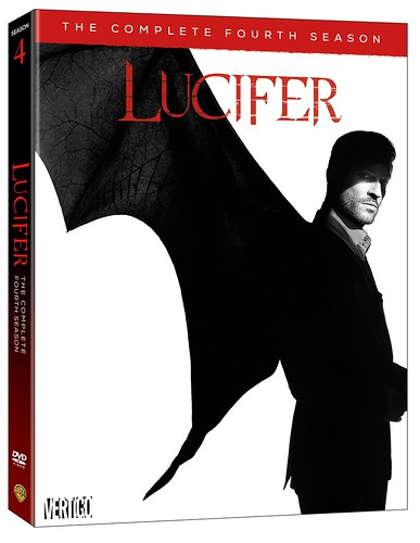 Get Ready To Dance With The Devil As Lucifer: The Complete Fourth Season Released On DVD May 12th @WBHomeEnt #MySillyLittleGang