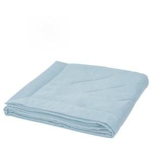 BLÅNEPETA Quilt, Light Blue