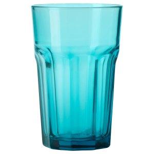 POKAL Glass Turquoise
