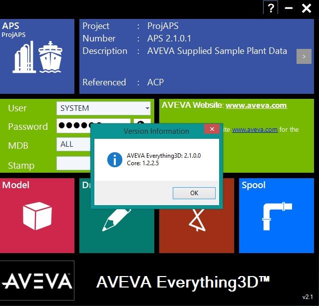 AVEVA Everything3D 2.1.0.3 x64 full