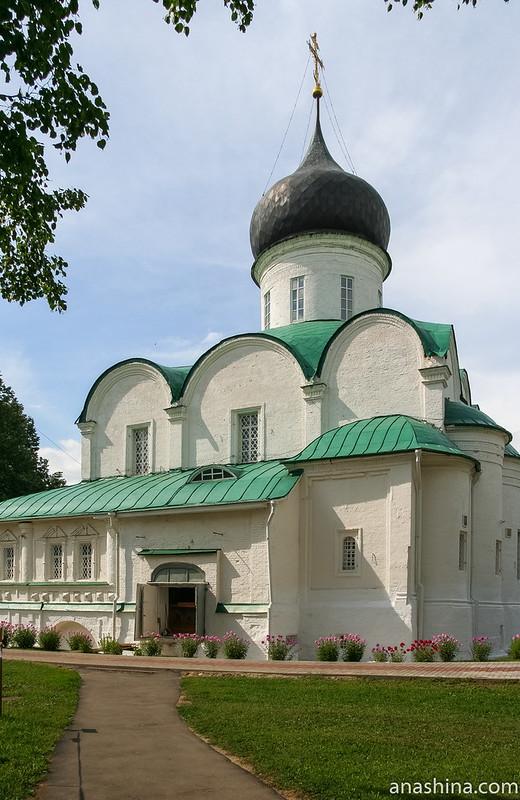 Собор Троицы Живоначальной, Свято-Успенский женский монастырь, Александров