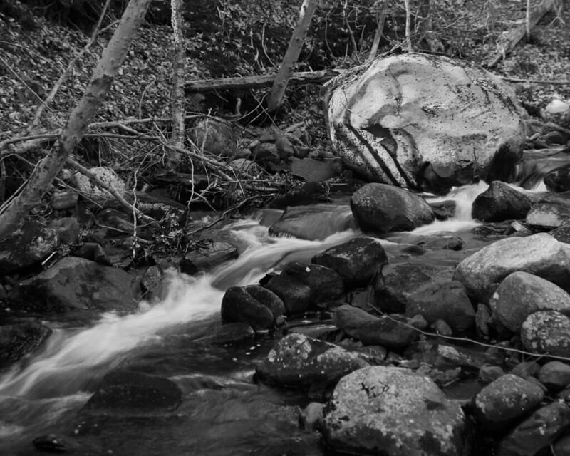 Boulder and Creek